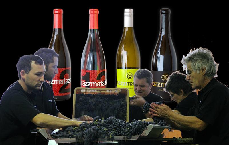 Mas Cantrio mit Razzmatazz im Fernsehen